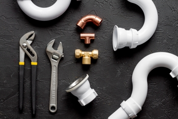 Plumbing Supplies and Tools